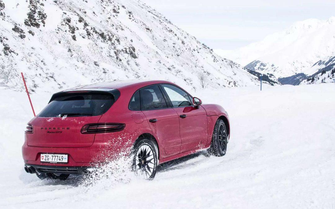 Centre Porsche Genève – Evènement Porsche Ice Expérience