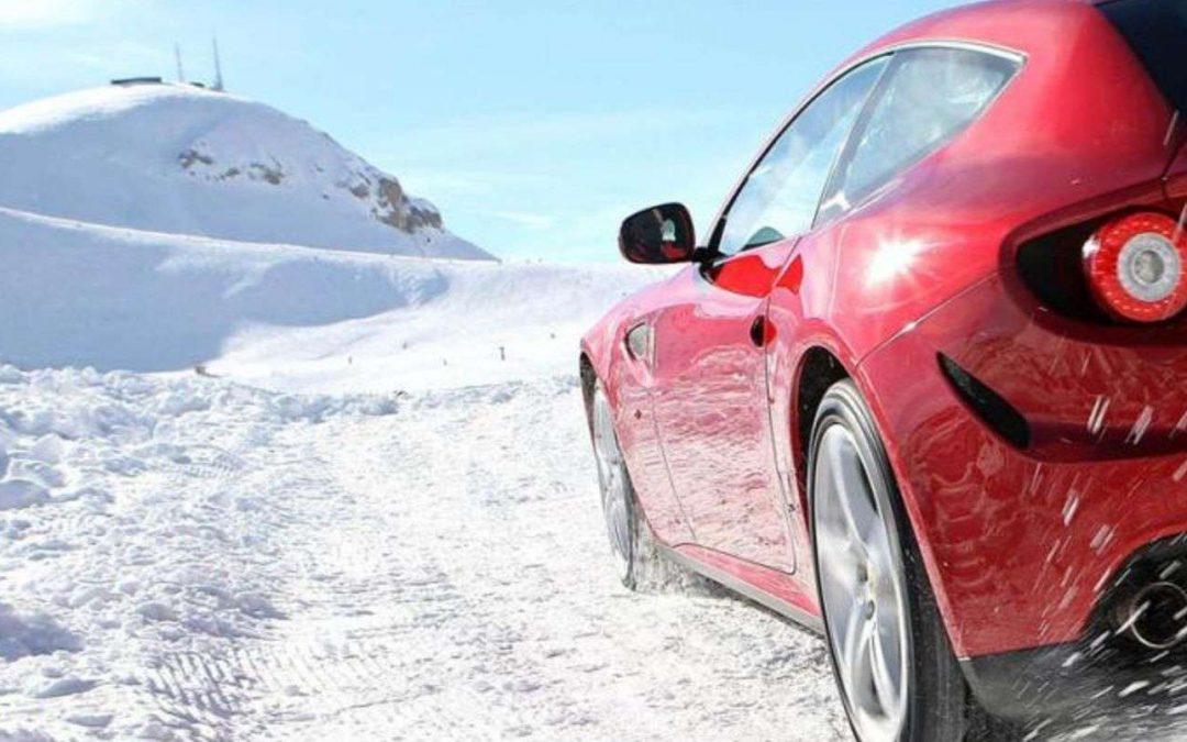 Modena cars – Evènement Conduite sur glace
